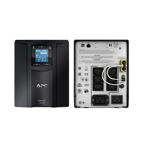APC Smart-UPS C LCD 230V SMC2000I 2000VA