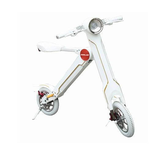 SELIS Sepeda Listrik K-Bike - Putih
