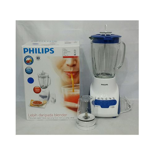Philips Blender Gelas Kaca Original HR2116