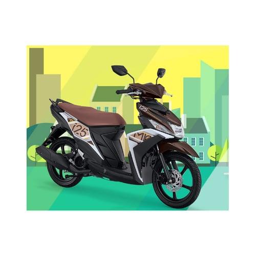 YAMAHA MIO M3 125 Bluecore CW Adorable khusus OTR Bandung