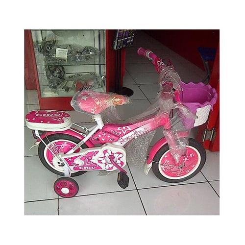 GIRO Sepeda Anak Warna Pink Merah Ungu Biru