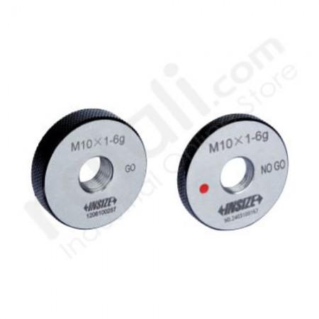 INSIZE M7x0.5MM Fine Thread Ring Gauge 4129-7G