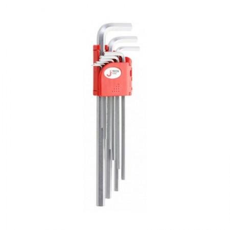JETECH Hexagon Flat Key L PM-C9 JC0000407 1.5 mm-10 mm