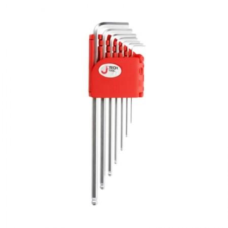JETECH Ballpoint Hex Key L BL-C7 JC0000424 1.5-6 mm