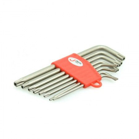 JETECH Torx Wrench Set T9-T40 SWM-8 JC0000427