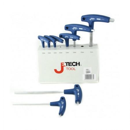 JETECH Hexagon Flat T-Type Key SET TPS-C8 JC0001015