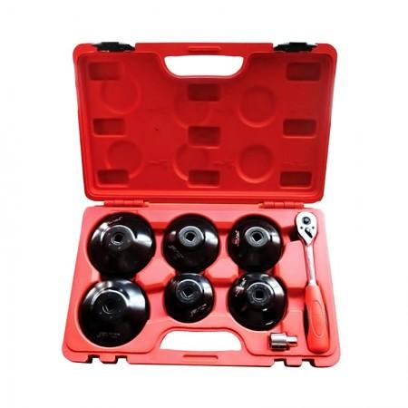 JETECH Oil Filter Cap Wrench Set OFW-8S JC0001215 8Pcs