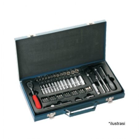 JETECH Socket ST SQ1/4IN SK1/4-56SP JC0000156 4-14 mm