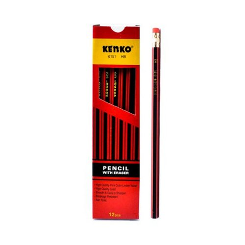 KENKO Pencil HB 6151 12pc