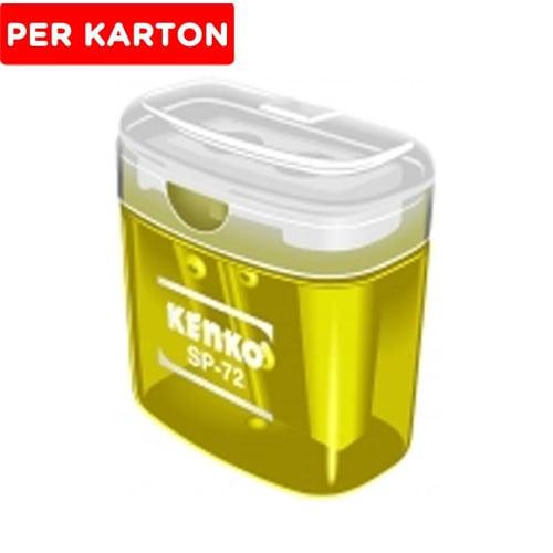 KENKO Sharpener 2 Hole SP72 12pc