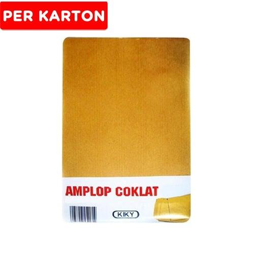 KIKY B Amplop Coklat 304 10