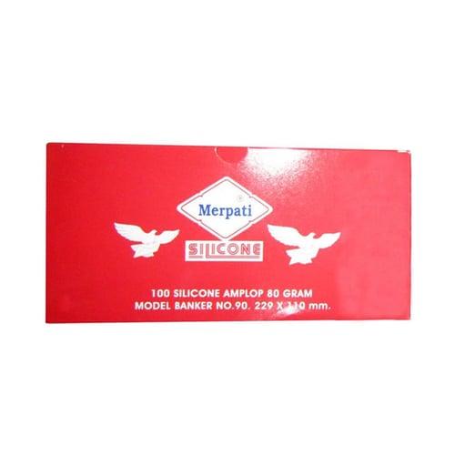 KIKY B Amplop Merpati MPT 90 80 SLC 100pcs