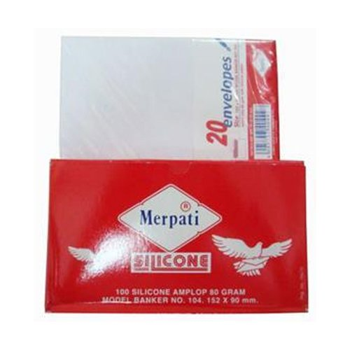 KIKY Amplop Air Mail 10480 Slc 100pcs