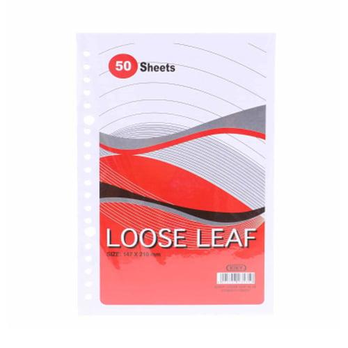 KIKY Loose Leaf A550 Colorfull