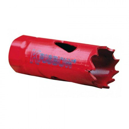 KRISBOW KW0200644 Bimetal Hole Saw 19MM (3/4 Inch) type:KW0200645