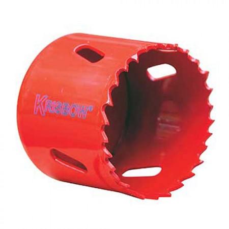 KRISBOW KW0200652 Bimetal Hole Saw 44MM (1.3/4 Inch) type:KW0200657