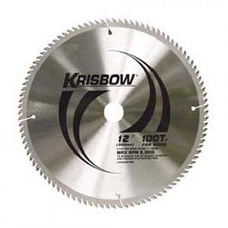 KRISBOW KW0200777 Circular Saw F/Wood 110X30TX20/16 type:KW0200778