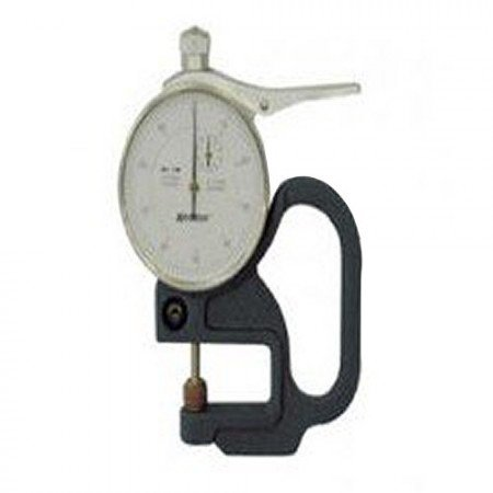 KRISBOW KW0600447 Dial Thickness gage 0-10/0.01MM615-6211 type:KW0600448