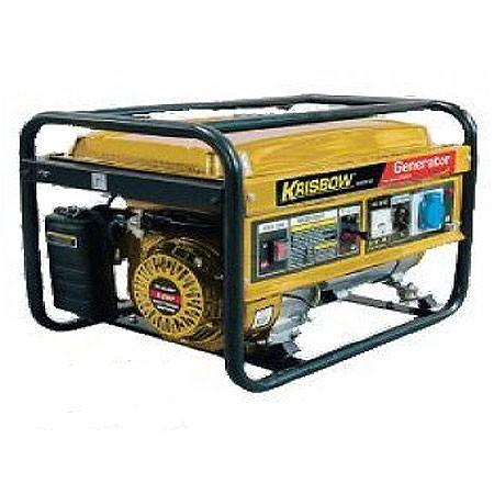 KRISBOW Generator Gasoline Open 2700W 1PH KW2600003