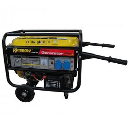 KRISBOW Generator Gasoline Open 3500W 1PH KW2600864