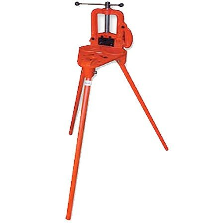 KRISBOW KW0102484 Pipe Vice with Tripod Stand No.2 type:KW0102485