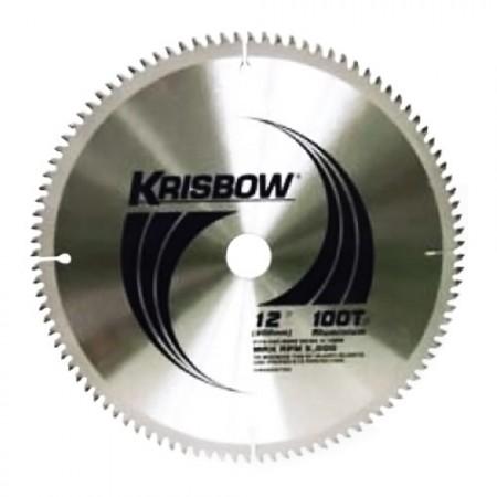 KRISBOW KW0200791 Circular Saw F/Alumunium 254x100 Tonx30/25.4/16 type:KW0200792