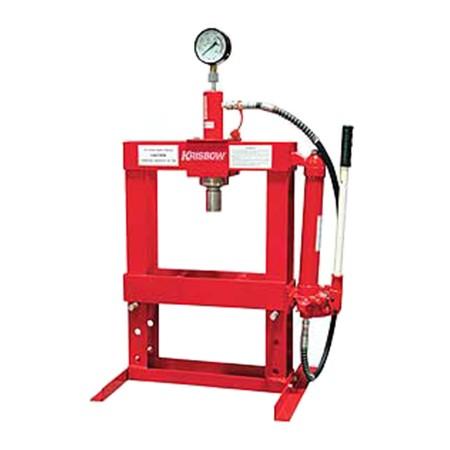 KRISBOW KW0501735 Hydraulic Press Machine with ACC type:KW0501736
