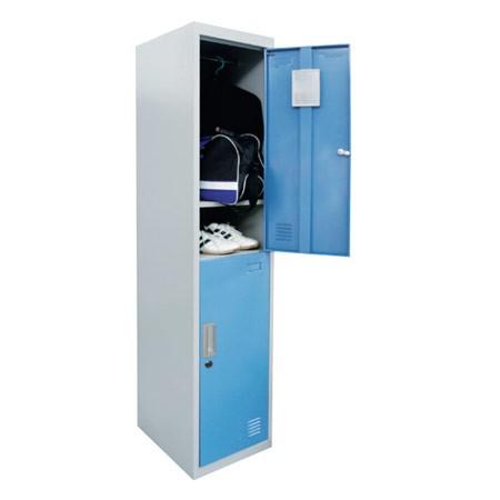 KRISBOW KW1700478 Locker 180x37.5x45cm Blue