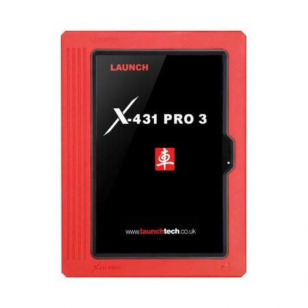 LAUNCH Professional Diagnostic Pro3 Set X431 010027508
