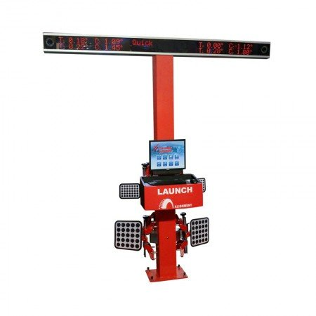 LAUNCH Wheel Alignment 3D X-712 302010405 LC0000368