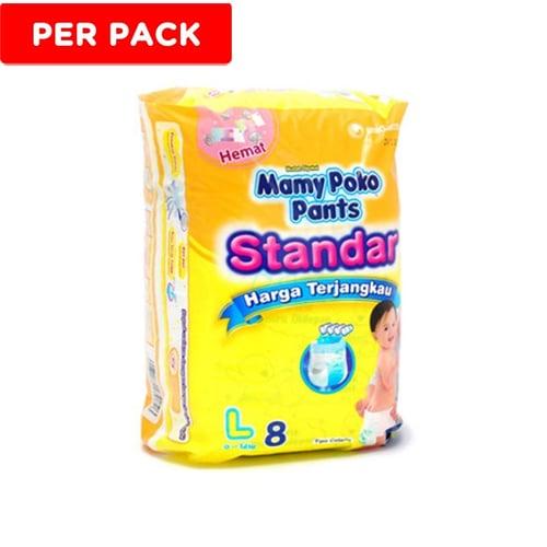 MAMY POKO Pants Standart L Isi 8pcs