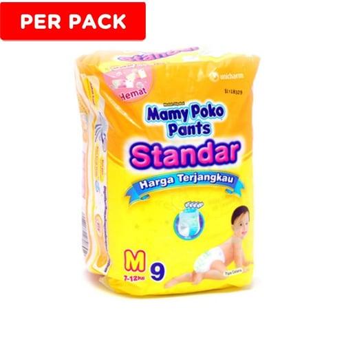 MAMY POKO Pants Standart M Isi 9pcs
