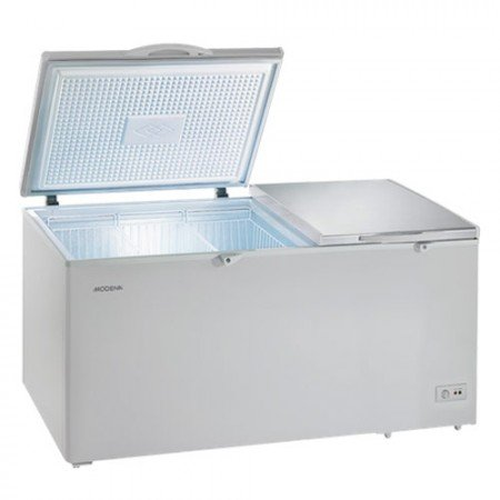 harga MODENA 2 Door Chest freezer MD 60 Ralali.com