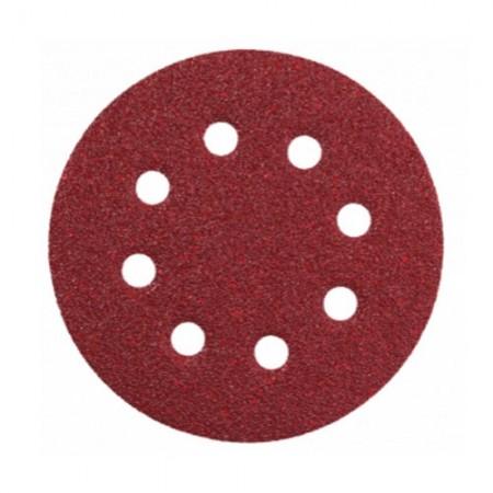 METABO Sanding Discs 31230 5 P180 MB0000232 125 mm