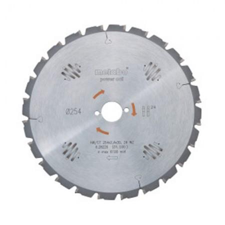 METABO Circular Saw Blade 23089 MB0000426 190 mmX4T
