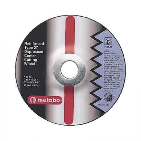 METABO Cutt Off Wheel 16733 MB0000343 125 mm