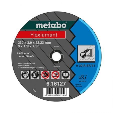 METABO Cutt Off Wheel 16127 MB0000336 230 mm