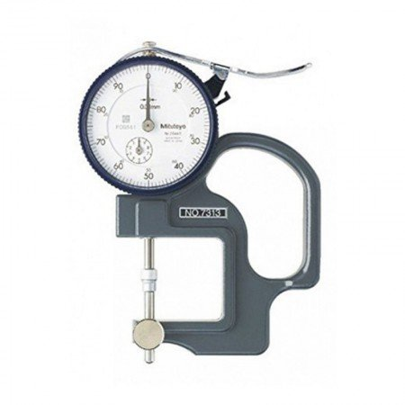 MITUTOYO Dial Thickness Gage 7313 MT0000363 10/0.01 mm