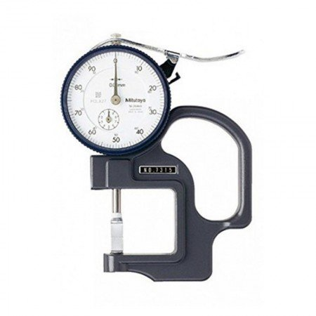 MITUTOYO Dial Thickness Gage 7315 MT0000364 10/0.01 mm