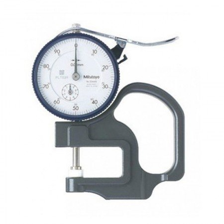 MITUTOYO Dial Thickness Gage 7305 MT0000361 20/0.01 mm