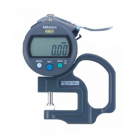 MITUTOYO Dig Thickness Gage 547-301 MT0000357 10/0.01 mm