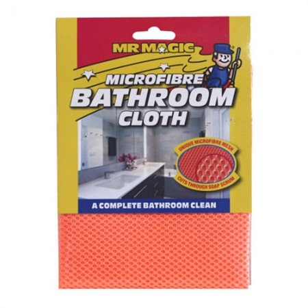 MRMAGIC Bathroom Cloth Microfiber