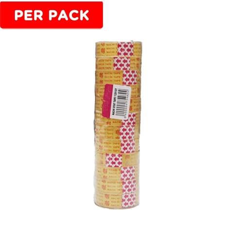 NACHI Stat Tape 1/2x10y 12pcs