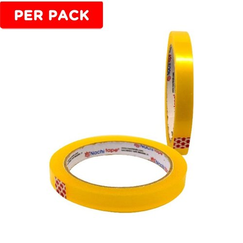 NACHI Stationery Tape 12mmx72y Yd 2 Pcs