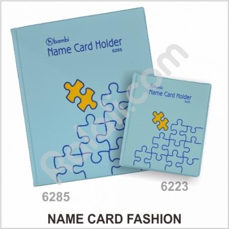 BAMBI Name Card Fashion 6285