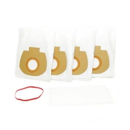 NILFISK Dust Bag Kit (4) F/Aero 302002404 NV0200065
