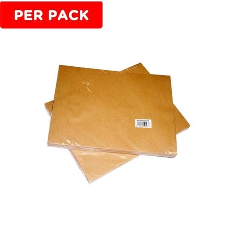 Amplop Coklat Folio 1 Pack Isi 20pcs