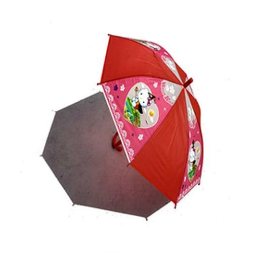 Payung Anak Kecil Karakter Hello Kitty