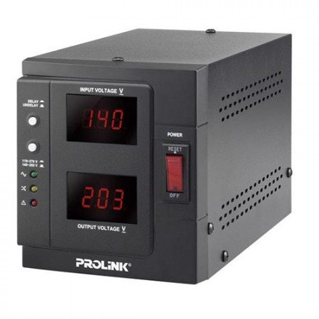 PROLINK PVR500D Auto Voltage Regulator 500VA
