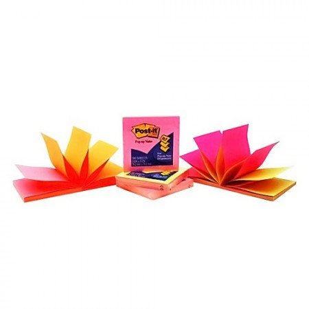 POST IT R330-N-ALT Pop-up Notes 3 in x 3 in @50pcs